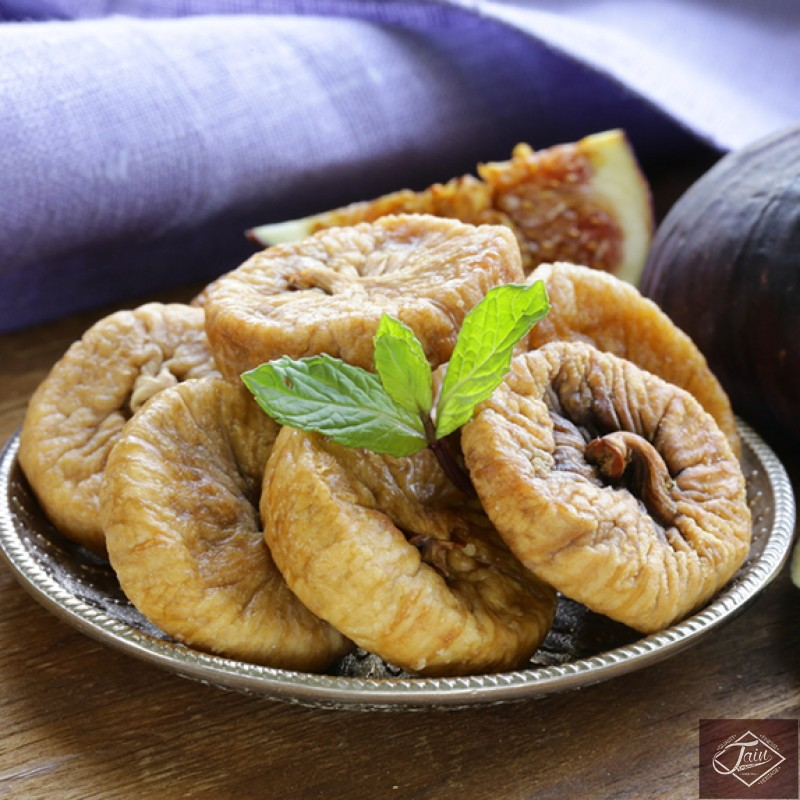 how to prepare dried figs